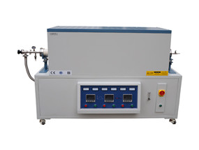 1700℃ Three-Zone CVD Tube Furnace