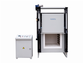 1200℃ Industrial Lifting Door Furnace