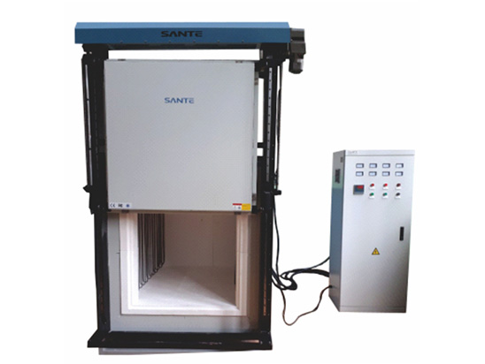 1700℃ Industrial Sintering Box Furnace